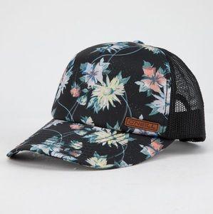 NWT O'Neill Saturdays Women's Trucker Hat